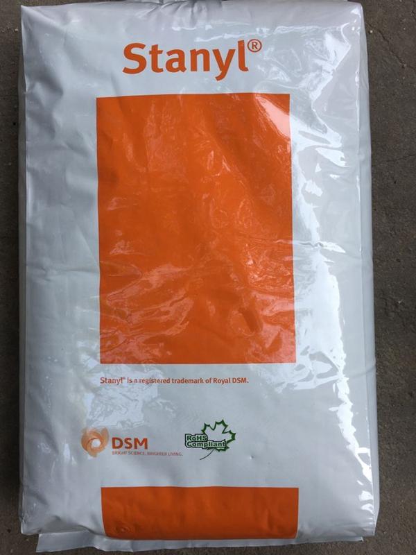 PA46+PTFE 荷兰DSM TW271F8 40% 玻纤增qiang 聚酰胺tie氟龙颗粒